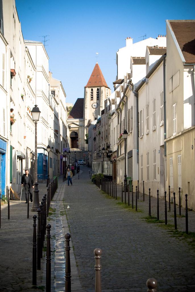 Rue St-Blaise