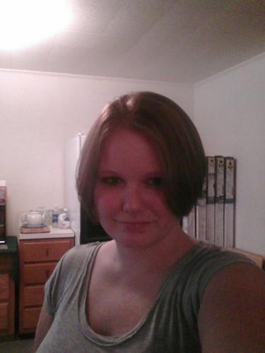 New (Short) Hair! | I feel like a little pixie bob. I feel ...