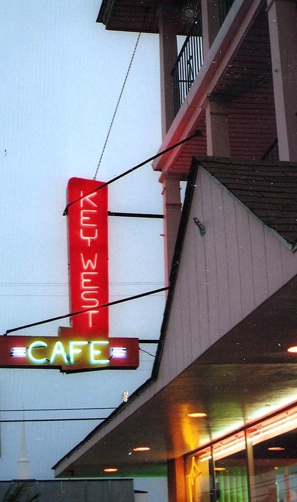 Key West Cafe Wildwood