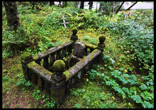 Old Russian Cemetery Tvj Flickr