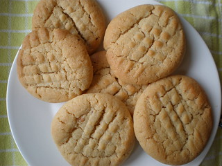 Peanut Butter Cookies | by Katrin Gilger