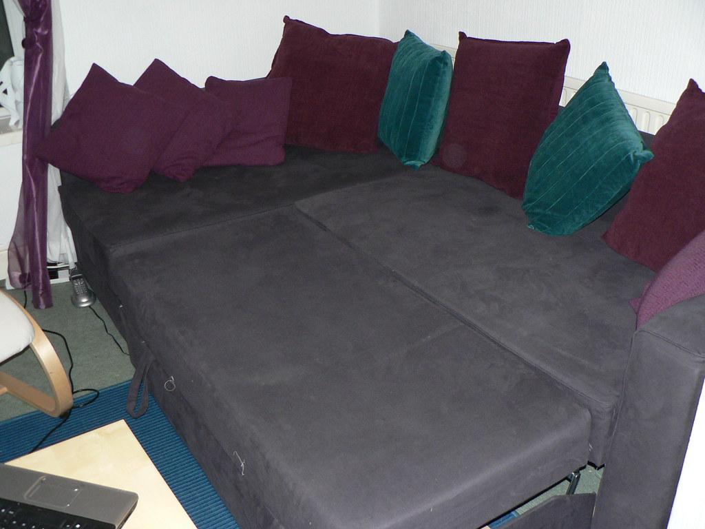 Ikea Manstad Sofa Bed | Paul Chapman | Flickr