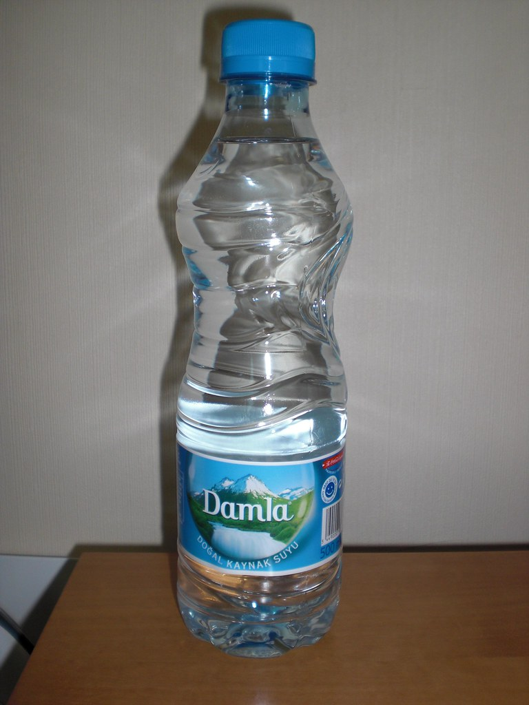 Damla Turkish Mineral Water By The Coca Cola Company