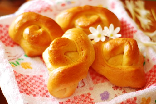 Butter bread | by MelindaChan ^..^