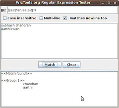WizTools.org Regular Expression Tester | by subWiz