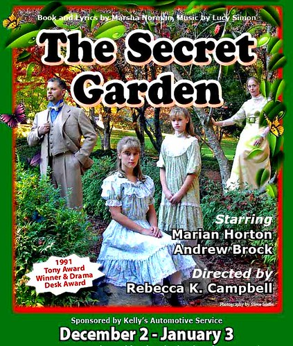 The Secret Garden, Camelot Theater, Talent Oregon | by JoeDuck