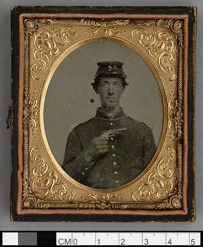 Corporal John Griffiths Jones 1843-1864 | by LlGC ~ NLW