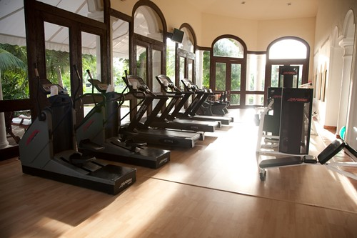 Gym | by Casa Velas Hotel