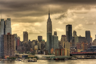 New York City - Manhattan Skyline 02 | by Daniel Mennerich