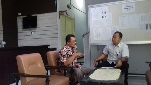 PERLU PENERJEMAH BAHASA ISYARAT BAGI DISABILITAS, KPU TULUNGAGUNG SAMBANGI KANTOR DINSOS-KBP3A KABUPATEN TULUNGAGUNG