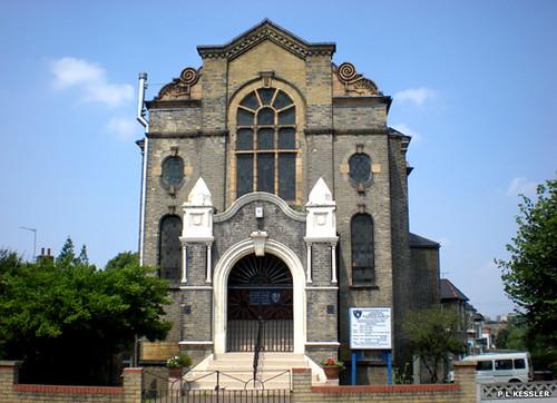 Pentecostal City Mission Church Upper Leytonstone East L