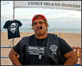 Coney Island Underground Fight Club