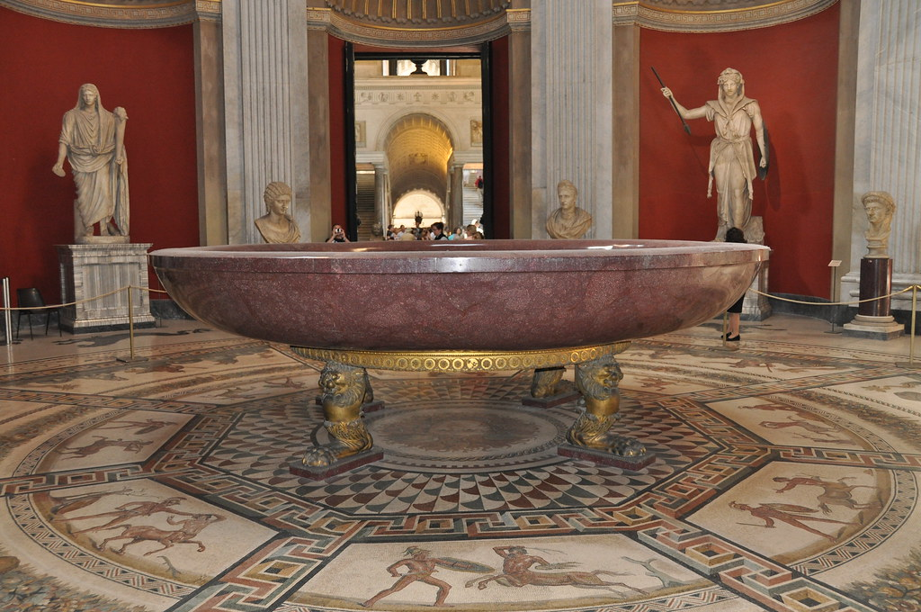 Nero S Bath Red Marble This Bath Is Made From Red