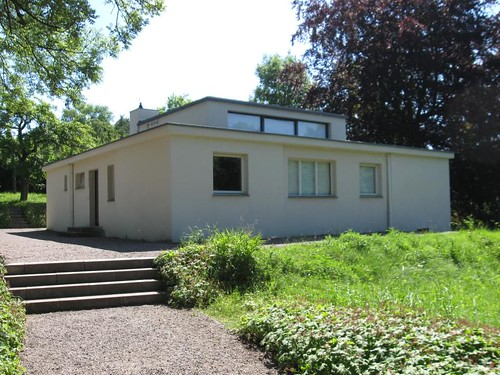 haus am horn weimar one of the bauhaus 39 s first designs timothy keefe flickr. Black Bedroom Furniture Sets. Home Design Ideas