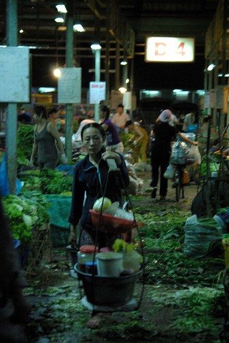 Summer Roll Vendor - - Chanh Hung Night Fish Market. Ho Chi Min City/Saigon | by The Hungry Cyclist