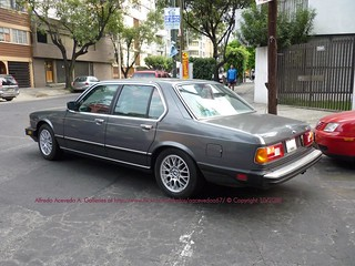 Spotted: BMW 735i (E23) ca. 1985 | by Alfred! ☆☆☆☆☆