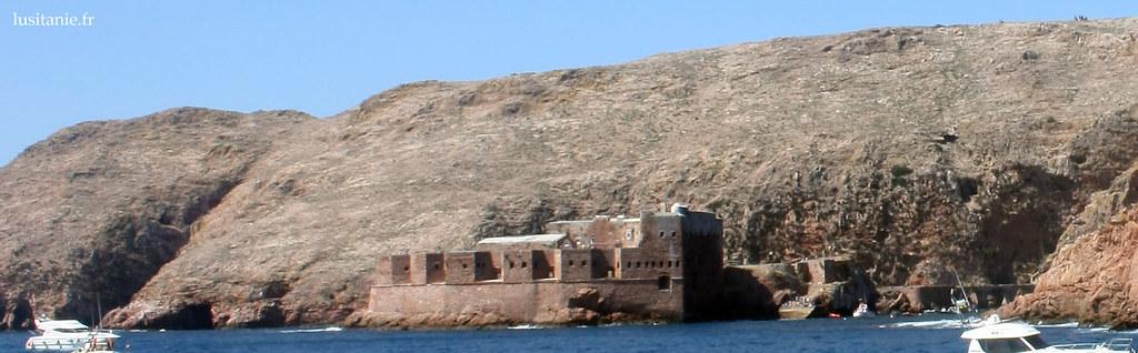 La forteresse des Berlengas