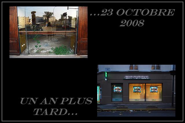 1 20 novembre 2009 alfortville rue v ron d 39 une ann e l for Garage alfortville rue veron