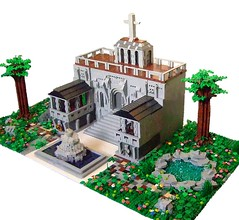 The Temple for Worshipping the Lego Gods. | by Dylan B..