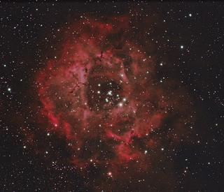 Rosette Nebula (reprocessed) | by dtsortanidis