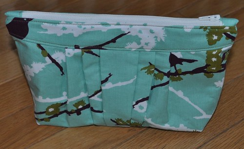 zip pouch made by Caitlyn | by vickivictoria
