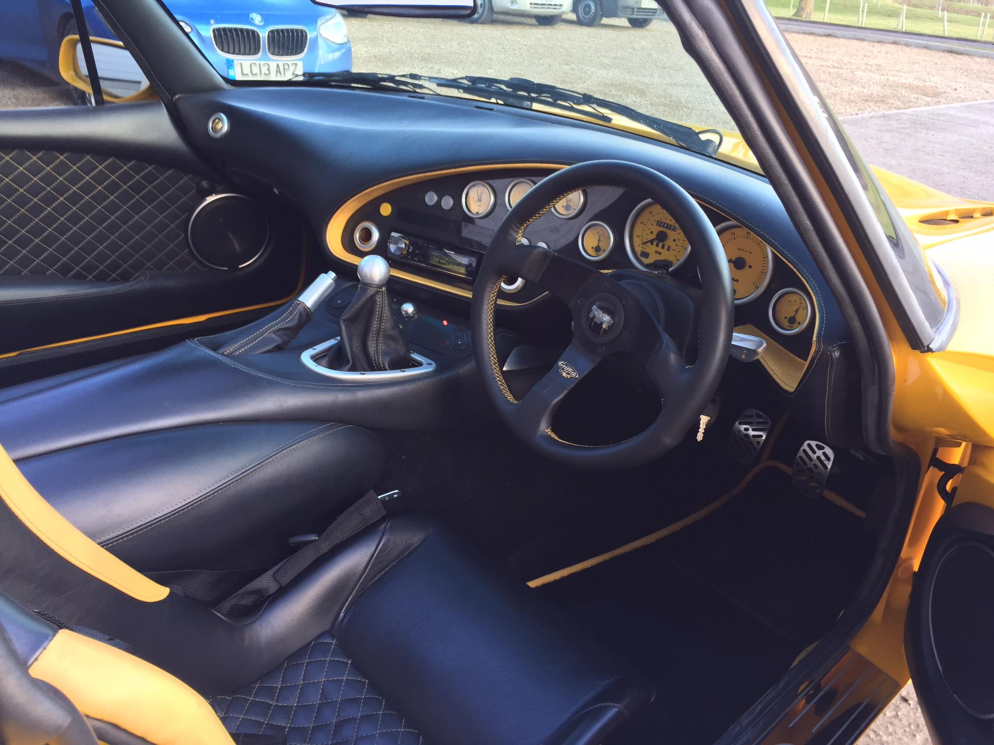tvr griffith 500 ls3 6 2l v8 topcats racing conversion page 1 readers. Black Bedroom Furniture Sets. Home Design Ideas