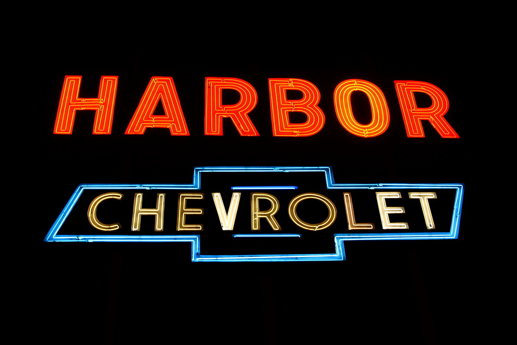 ... Harbor Chevrolet | By Marc Evans Photography