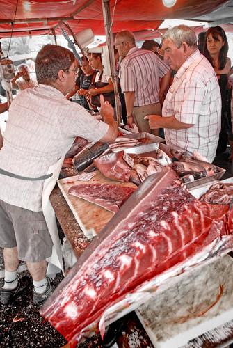 Malta Marsaxlokk Fish Market 01 Tuna Marsaxlokk