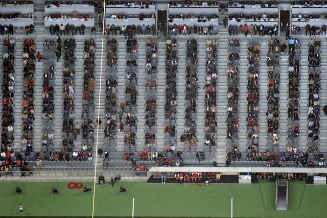 Allianz Arena Zuschauer