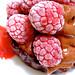 Cacao Raspberry Tarts