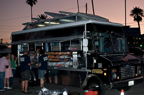 Food Truck Stick Em Up