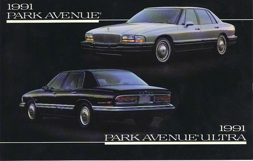 1991 Buick Park Avenue Ultra Coconv Flickr