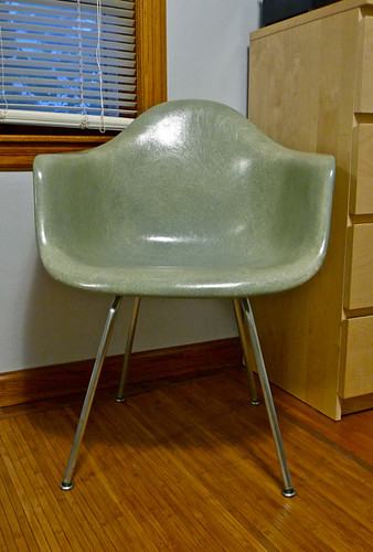 Herman Miller Eames Seafoam Chairs A Few Shots Of Our