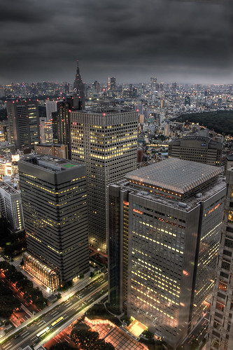 Tokyo at night | by Lucy 1979