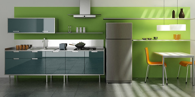 Superbe ... Kitchen Design   3D Max + Vray | By Konceptsketcher