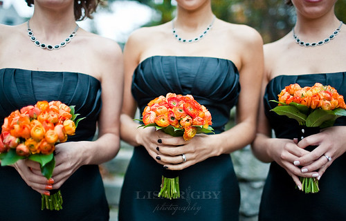 bridesmaids | by boston wedding photographer lisa rigby