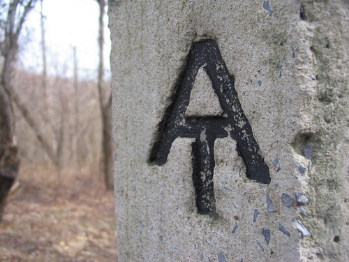 Appalachian Trail Sign | by Compass Points Media