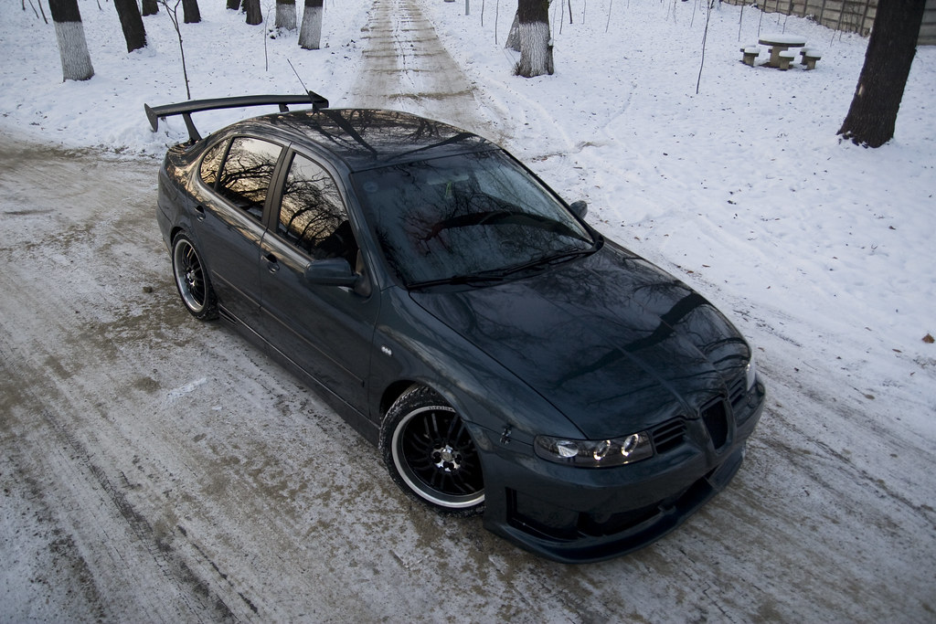seat toledo seat toledo 1 9 tdi tuning winter shooting. Black Bedroom Furniture Sets. Home Design Ideas