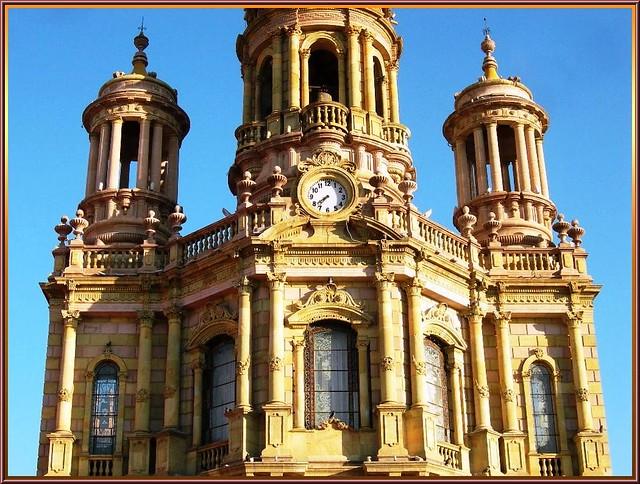 Templo de San Antonio, Aguascalientes