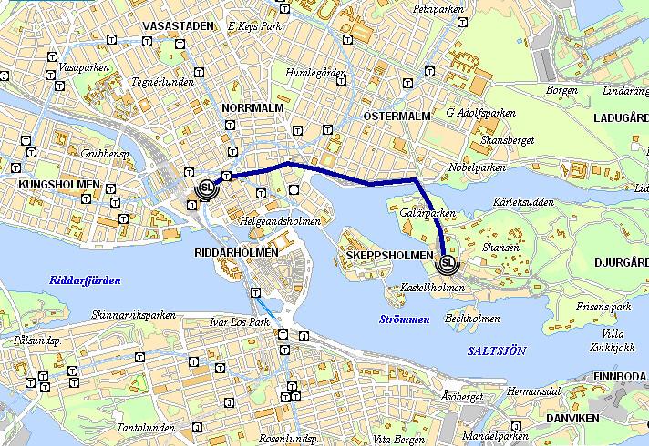 2010 SE Stockholm Central Station to WASA hamn map   Flickr