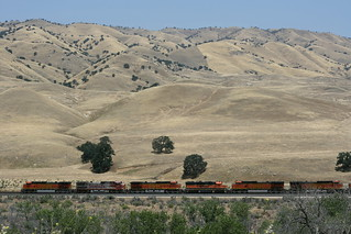BNSF at Caliente, CA | by Mike Roqué