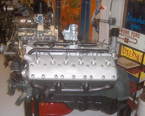 Lincoln Flathead V12 Howard33 Flickr