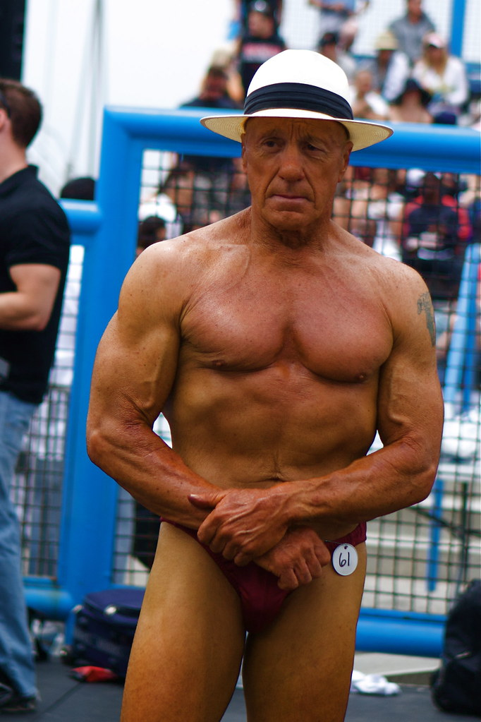 retired muscle | Mr. and Mrs. Muscle Beach Competition. Veni ...