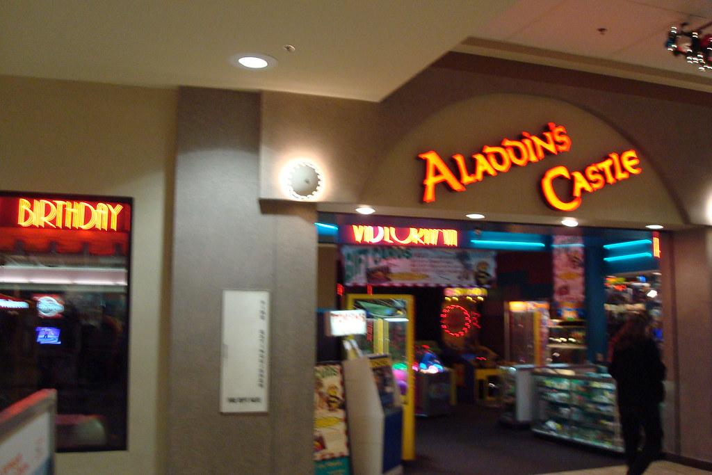 Aladdinscastle1 Aladdin S Castle Mesa Mall Grand