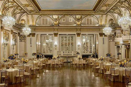 The Grand Ballroom The Grand Ballroom At The Fairmont