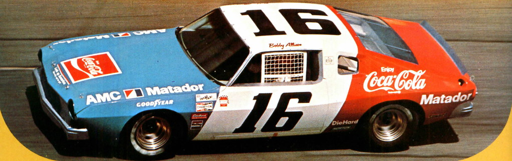 Bobby Allison 39 S Nascar American Motors Matador David