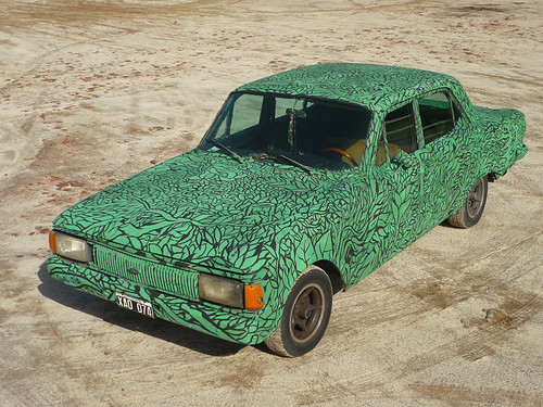 auto vegetal | by gualicho!
