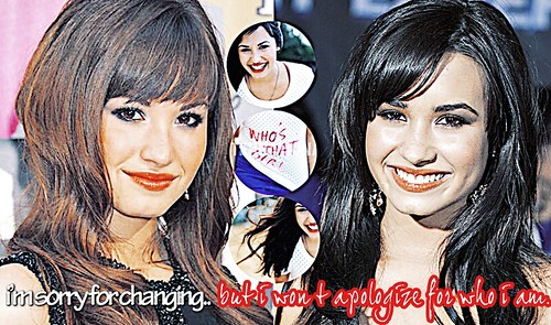 she's just being demi. | by @WeMissNelena