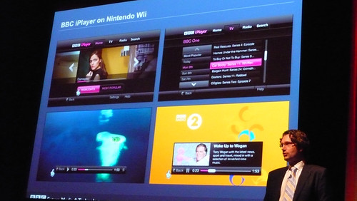 iPlayer on Nintendo | by bbccouk