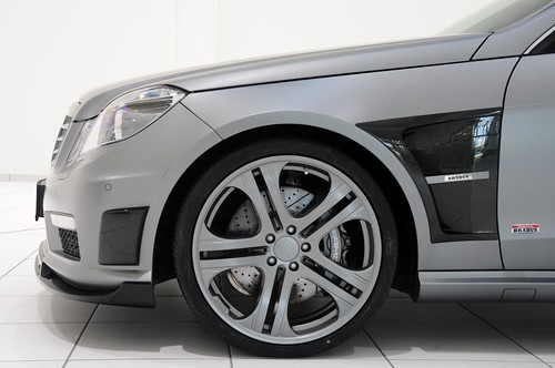 Brabus Mercedes B63 AMG fender | by Automoblog.net